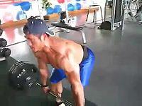 Asian Bodybuilder Massive, Shredded, _ Ripped - Brains AND Brawn [Pt. 2].mp4