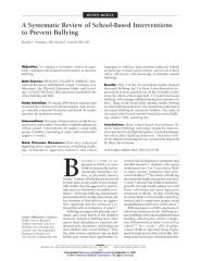 a systematic review of school-based interventions to prevent bullying.pdf