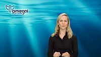 Suche optimale und gesunde Ernährung für Kinder Omega 3 flüssig ein Markenprodukt.mp4