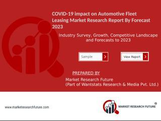 COVID-19impact on Automotive Fleet Leasing Market.pptx