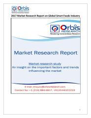 2017 Market Research Report on Global Smart Foods Industry.pdf