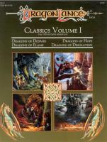 AD&D - DragonLance - (DLC1) Classics Volume I.pdf