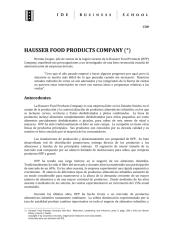 03. Hausser food products company.pdf