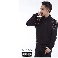 Nicky XO-IX - Jangan Berhenti Mencintaiku (cover).mp3