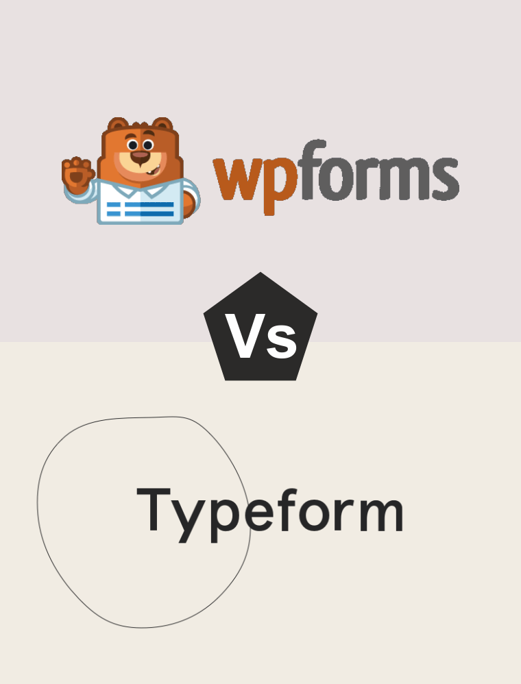 TypeForm Vs WPForms which Conversational Forms best for beginners (Compared)