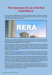 The Importance of Law in the Real Estate Market.pdf