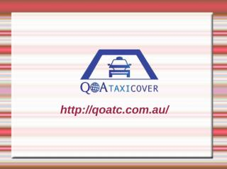 taxi insurance perth.ppt