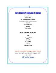 abdul muhsin al qasim - cara praktis menghafal quran.pdf