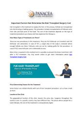 Hair Transplant Surgery Cost - Panacea Global Hair Services.pdf