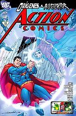 action comics 874 - nuevo krypton parte 13 - desconfianza - llsw por sheenoloko & haldor.cbr