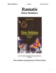 Ramatis 40 Diário Mediúnico Volume 2 2009.doc