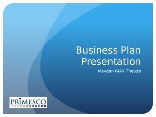 Business Plan_Dec 13 2011.pptx