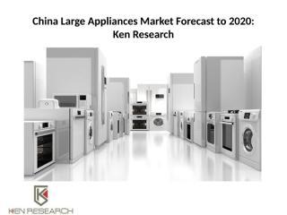 China Large Appliances Market Forecast to 2020.pptx