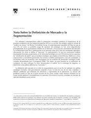 16. Nota sobre la definición de mercado y la segmentación.pdf