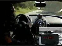 Bugatti Veyron Top Speed   432 km h New Record!.avi