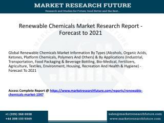 Renewable Chemicals Market.pdf
