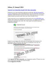 Upload cms lokomedia.doc