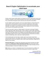 Search engine optimization toronto.docx