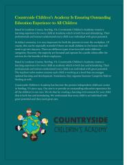 Countryside Children.pdf