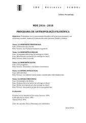 Antropología, Syllabus.pdf