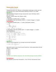soal dan pembahasan kinematika gerak.docx